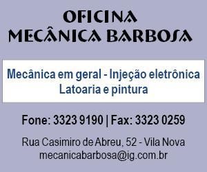 Mecânica Barbosa R2