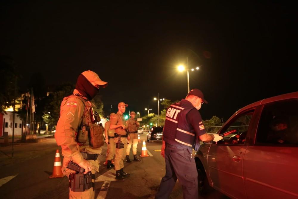 10°BPM realiza Operação OMNI em Blumenau