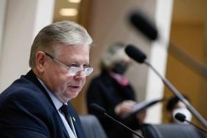Deputado Nilso Berlanda considera importante que toda empresa tenha atuação na área social (FOTO: Daniel Conzi/Agencia AL)