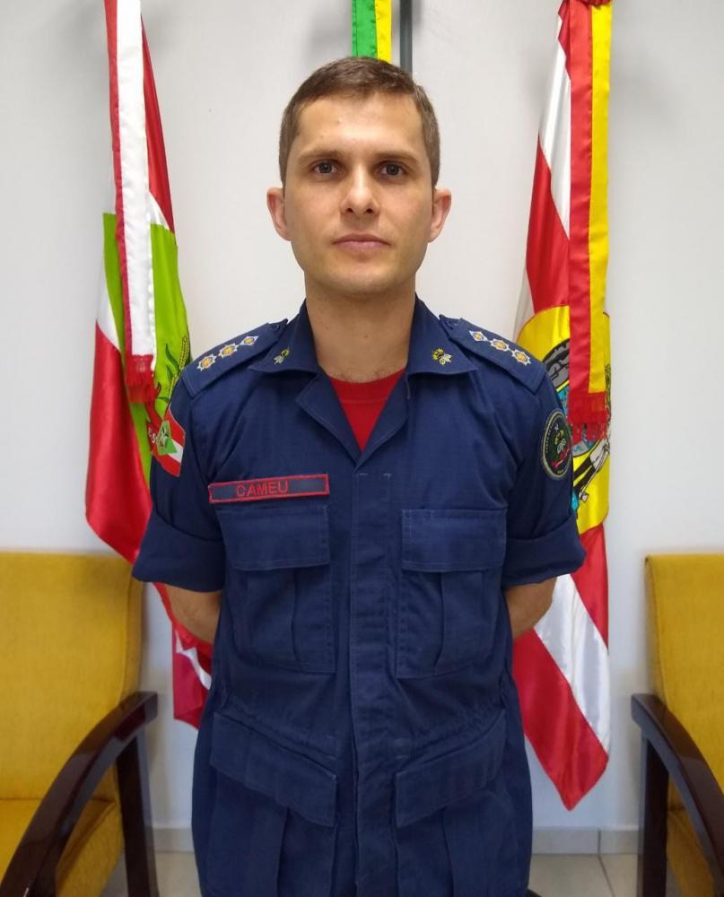 Tenente Coronel Jorge Artur Cameu Júnior