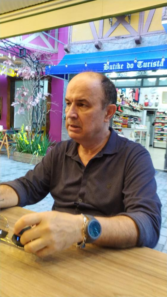 Paulo Sérgio Almeida (Foto: Divulgação)