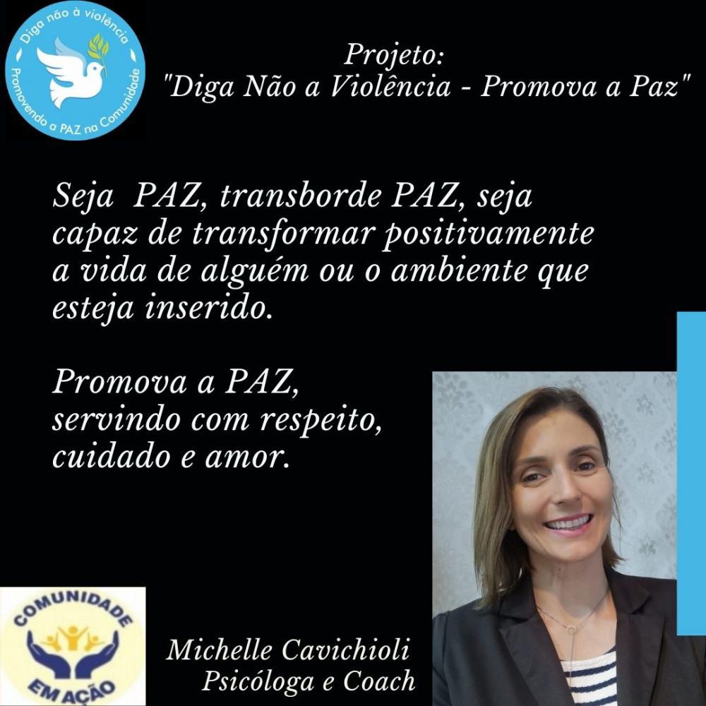 Michelle Cavichioli (Foto: Divulgação)