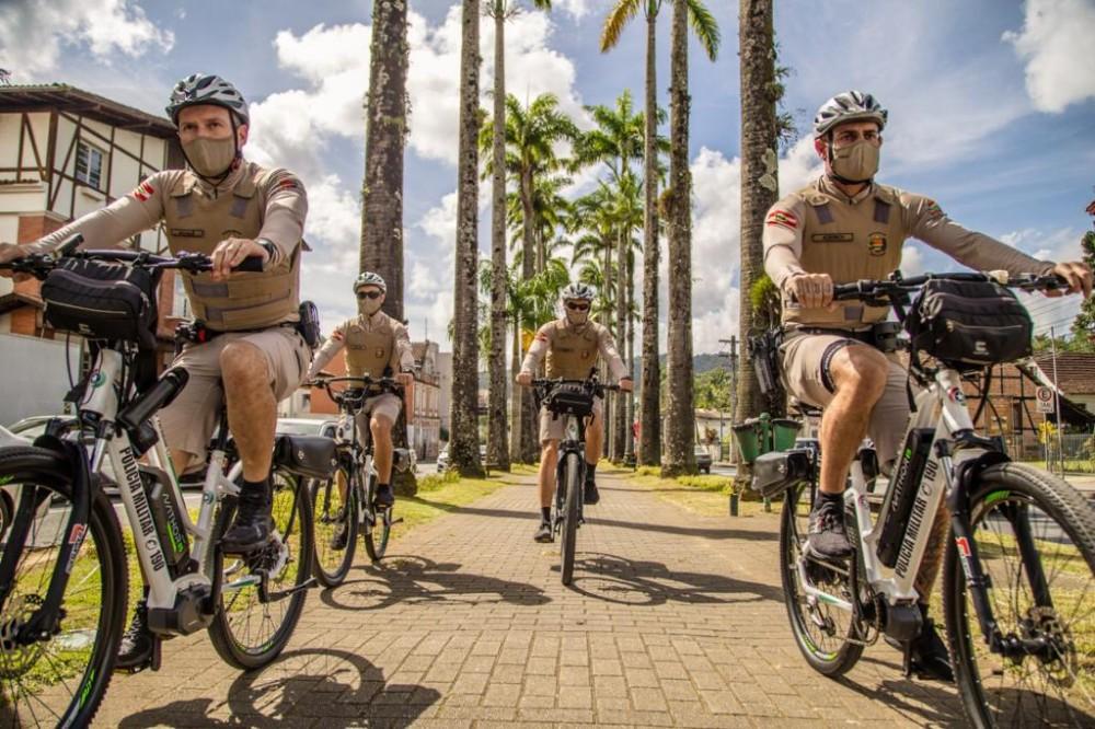 10° Batalhão de Polícia Militar apresenta balanço geral do primeiro trimestre de 2021