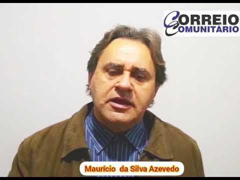Parceiro Maurício da Silva Azevedo, integrante do colegiado deixa sua mensagem.