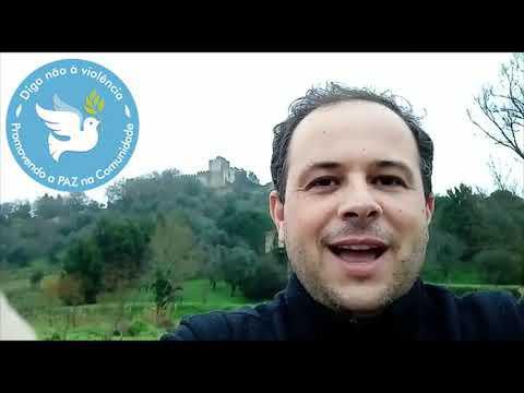Participação de Valdir de Souza na Campanha Diga Não à Violência - Promova a Paz