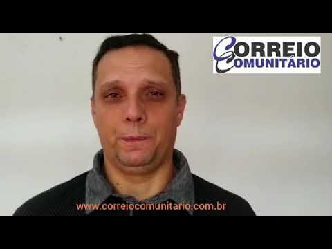 O recado de hoje é de um dos administradores do Correio Comunitário, Lindomar Rodrigues. Assiste aí!