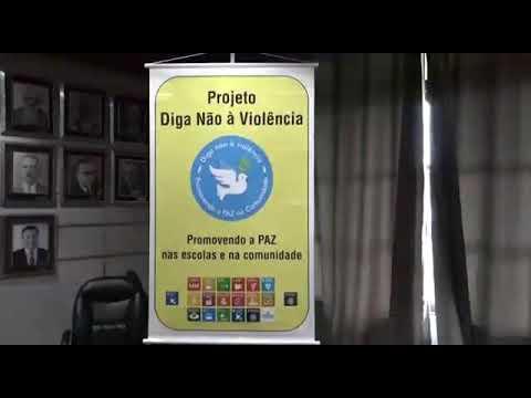 Projeto Diga Não à Violência, Diga Sim à Paz